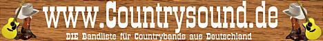 Die Bandliste für alle Countrybands und Interpreten aus Deutschland