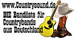 Countrysound.de - Die Bandliste f&uuml;r alle Country Bands aus Deutschland... 